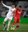 Real Madrid deja escapar el liderato de LaLiga