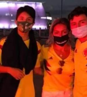 Familia viaja a Brasil