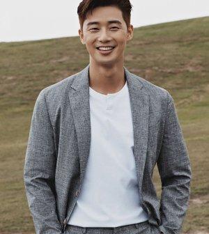 Park Seo Joon capitana marvel