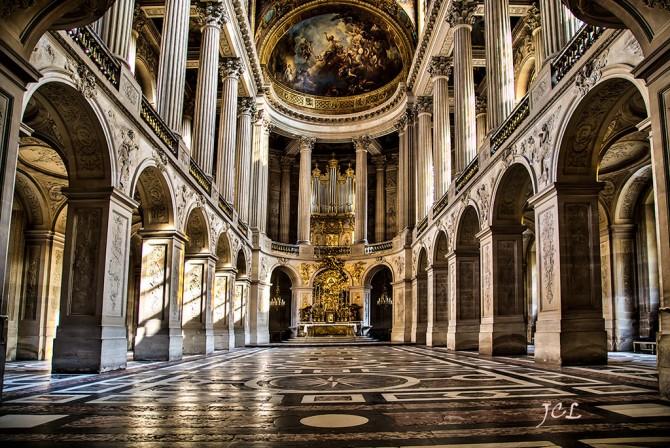 chateau-versailles-chapelle-royale foto Jean-Claude Lafarge