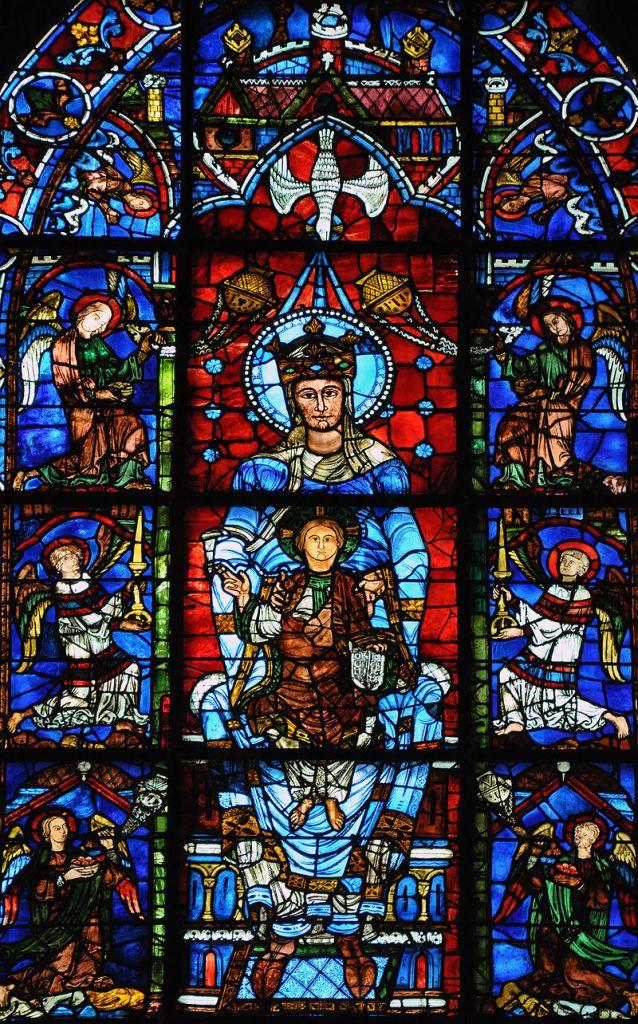 Notre-Dame de la Belle Verrière - Photo Vassil