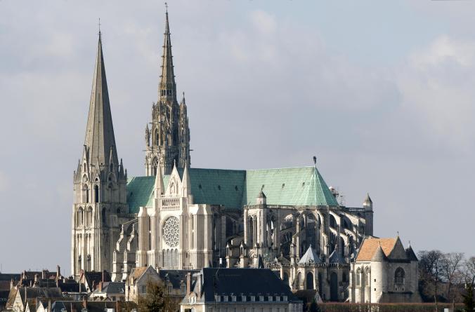 cathédrale-de-chartres