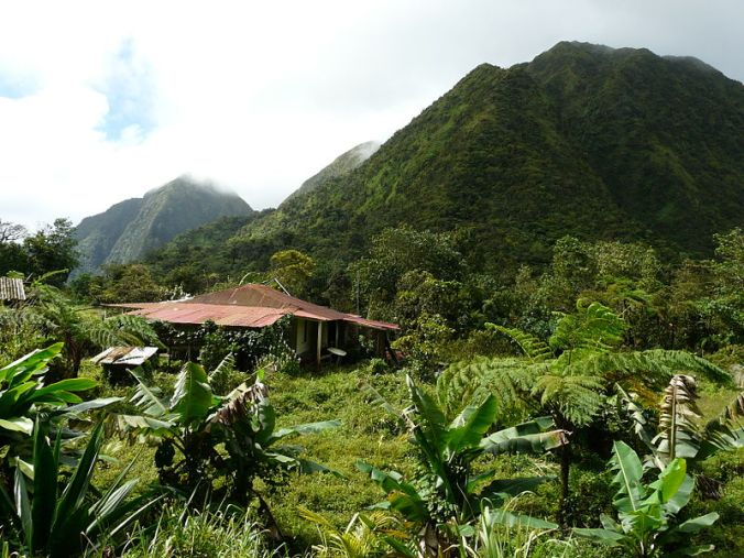 Pitons du Carbet - Photo Rsddrs