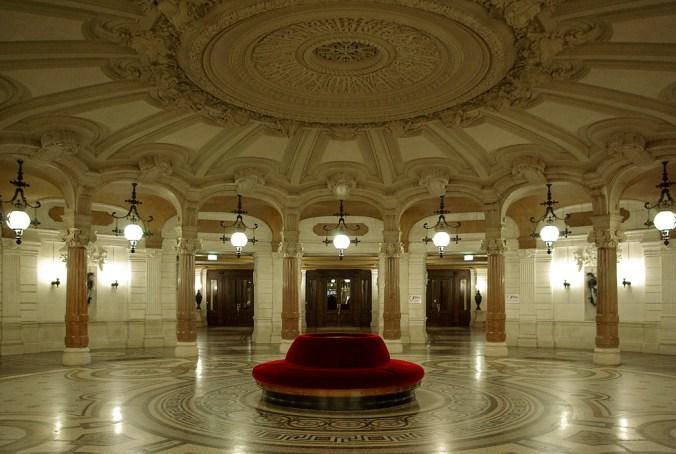 Rotonde des abonnés - Opéra Garnier
