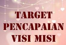 target visi misi elhijaz