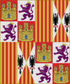 Reyes Católicos, una de las primeras banderas de carácter nacional