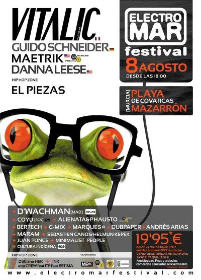 Cartel Electromar Festival 2009