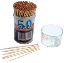 Caja de palillos a 250 euros