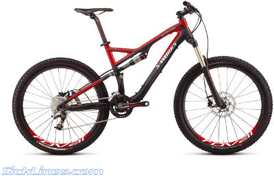 Specialized SJ FSR S-Works 2011 - sicklines.com