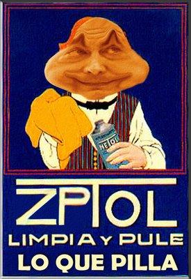 ZPTOL, limpia y pule lo que pilla