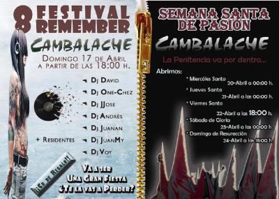 8º festival remember Cambalache
