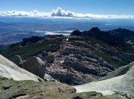 Vistas desde el Cerro de los Hoyos