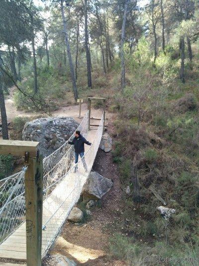 Pasarela Barranco de Leyva (2)