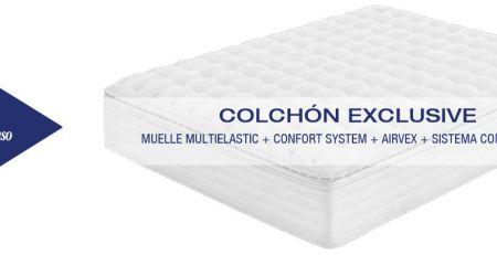 Colchón flex Exclusive