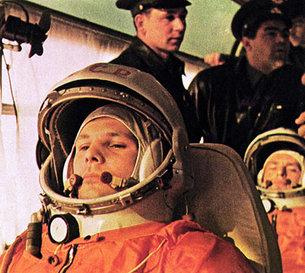 La repercusión del vuelo de Gagarin