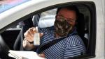 La mayoría de los taxistas cumple las medidas sanitarias