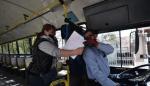 Transpuntano: sancionarán a los pasajeros no autorizados
