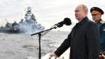 Putin: La Armada rusa puede «localizar y dar un golpe militar a cualquier adversario»