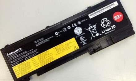 """Usan baterías """"obsoletas"""" para la iluminación de hogares"""