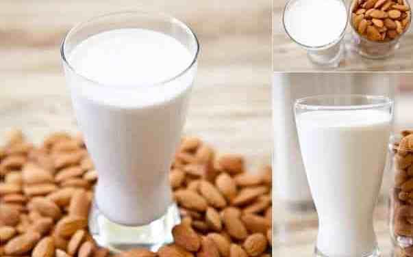 Cómo hacer leche de almendras