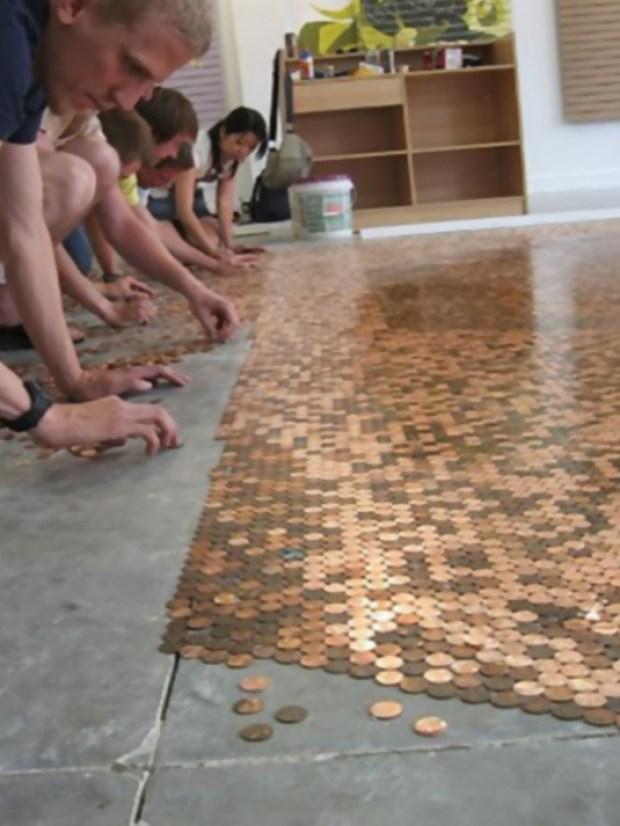 reutilizar-objetos-antiguos-monedas-suelo