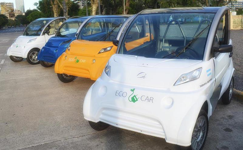 Sero Electric: el primer coche eléctrico Argentino