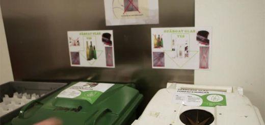 sistema de reciclaje sueco
