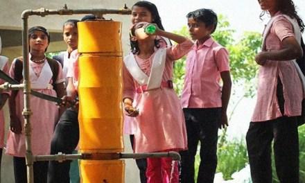 Tecnología de solo $ 16 dolares es capaz de purificar el agua para una familia entera durante un año