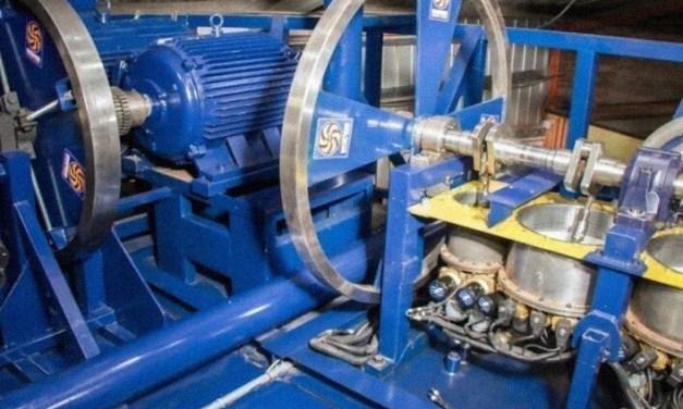 Inventan en Chile un generador que produce energía a partir de la fuerza de la gravedad