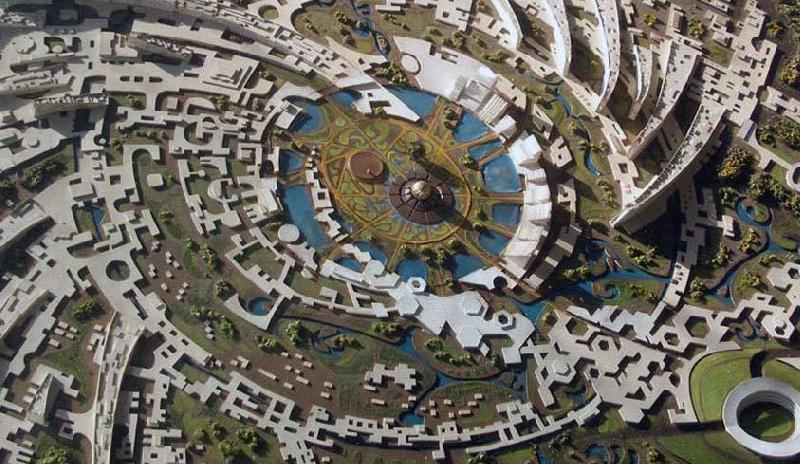 Auroville, la Ciudad dónde no existe el dinero, la religión o la política