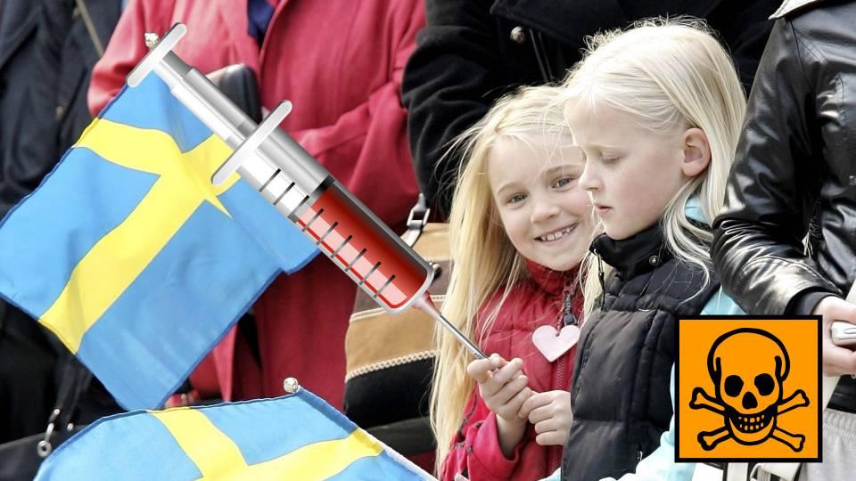 """Suecia prohíbe las vacunaciones obligatorias por """"preocupaciones graves de salud"""""""