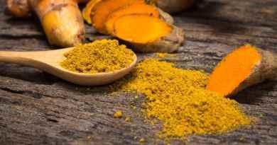 8 recetas saludables y curativas con cúrcuma