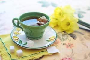 Té, Verde