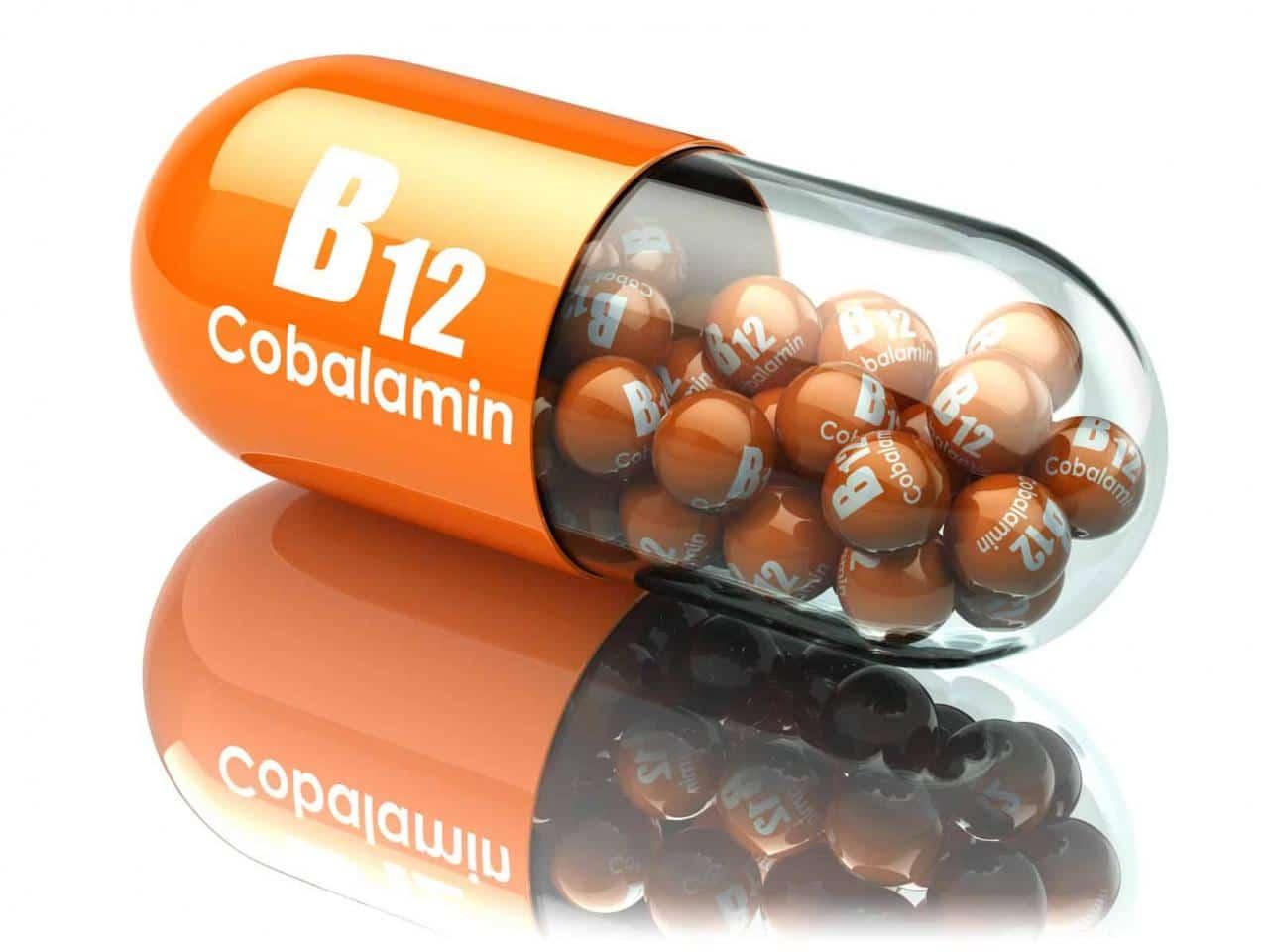 propiedades vitamina b12 organismo