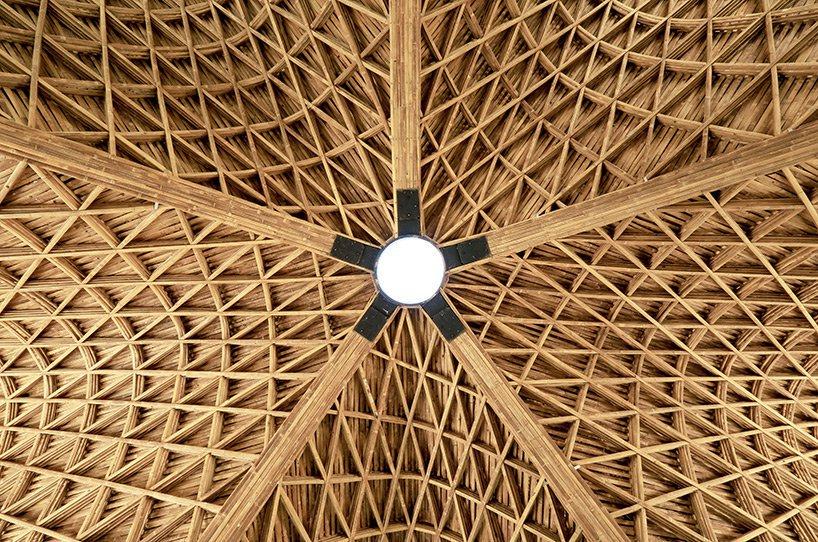 Templo_Maya_Estructura_bambu