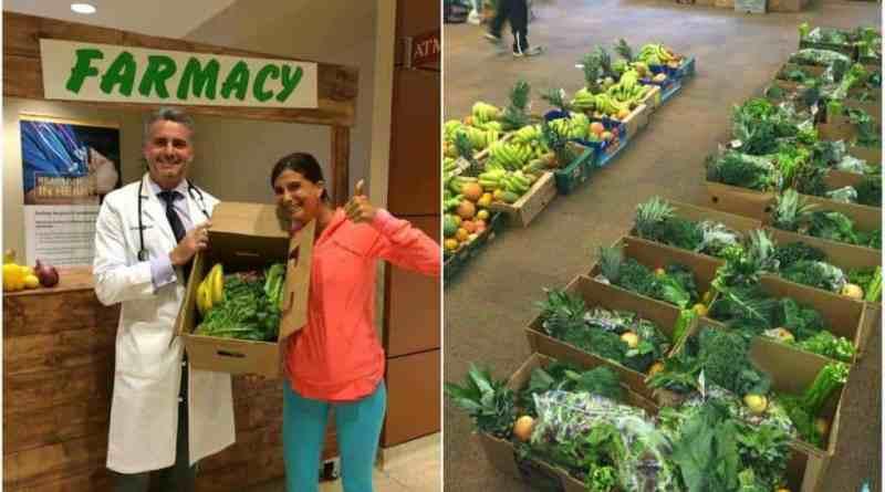 , Médico norteamericano receta alimentos orgánicos en lugar de remedios
