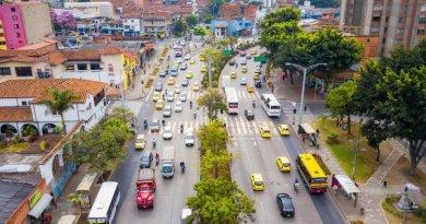 Medellín crea 30 corredores verdes para combatir el calor.