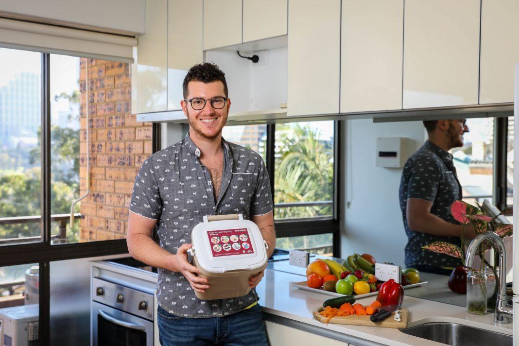 Las casas de Sydney convertirán las sobras en abono y energía