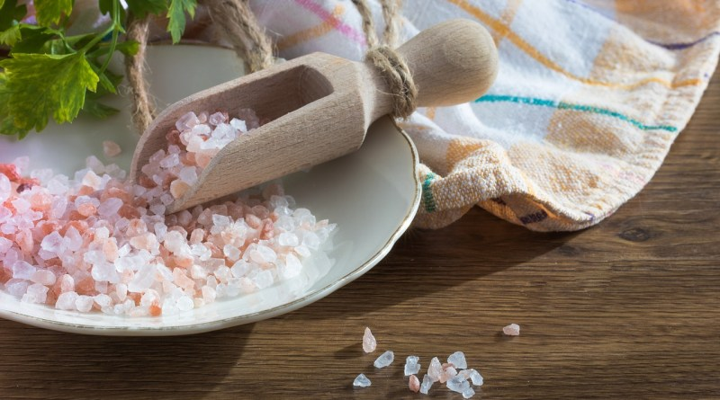 , Esto le sucede a tu cuerpo cuando consumes sal rosada del Himalaya