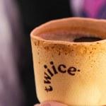 ¿Y si la taza de café fuera comestible?