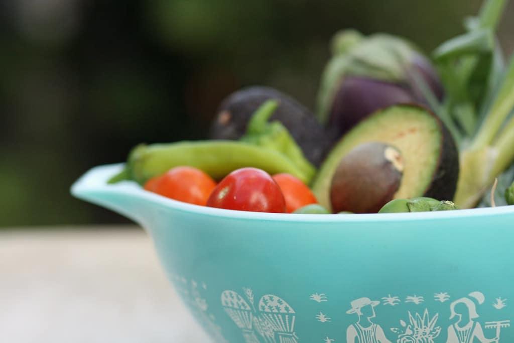 fresh veggies photo