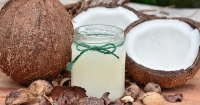 , Aceite de coco para tratar la cándida o la candidiasis