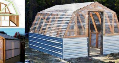 , Guía paso a paso: cómo construir un invernadero de madera, sólido y duradero