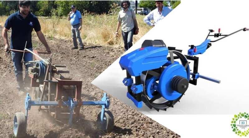 , Diseñan micro-tractor para reemplazar la tracción a sangre en pequeñas chacras