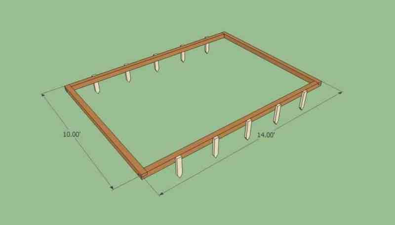 Guía paso a paso: cómo construir un invernadero de madera, sólido y duradero