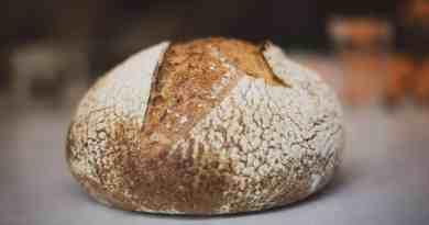 Pan de harina de Arroz, sin glutén