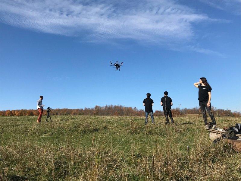 , En Canadá usarán Drones para plantar 40.000 árboles nativos!