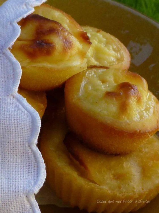 Mini #Muffins de #calabaza con #naranja y #crema de #queso  (3)