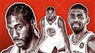 Pronóstico de la NBA: ¿Dónde jugarán Durant, Kawhi y Kyrie en 2019-2020?
