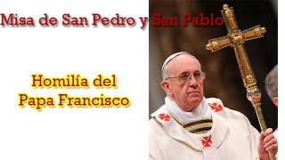 La Iglesia se armó de valor, el papa llama a superar el miedo durante su homilía en la Vigilia Pascual